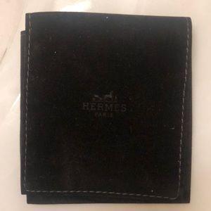Hermès bangle pouch